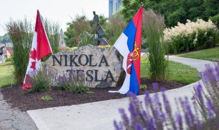 """Упознавање са другарима из Основне школе ,,Никола Тесла"""" из Нијагаре Фолс, у Канади."""